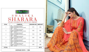 Shree Shalika Sharara - Textile And Handicraft