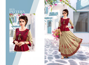 Anarkali Vol. 1 - Textile And Handicraft