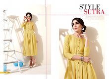 Designer Kurtis Wholesale Catalogue - Antara Plus  catalogue