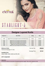 Star Light 3  catalogue