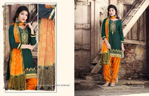 Suvarna By Patiala Vol. 2 - Textile And Handicraft