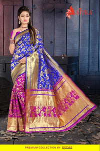 Silk Sarees Wholesale - Traditional Silk Handloom Sarees by Sitka.