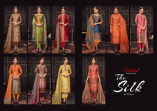 The Silk 4  catalogue