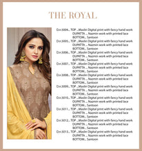 The Royal  catalogue