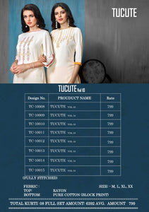 Tucute Vol. 10 - Textile And Handicraft