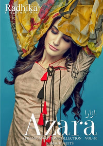 Azara 30 - Textile And Handicraft