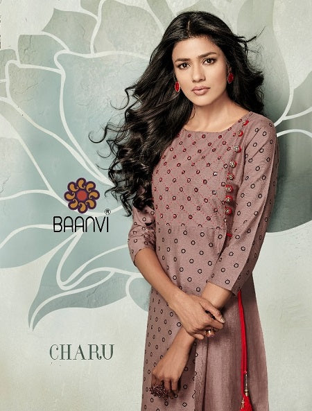 Baanvi- Charu - Textile And Handicraft