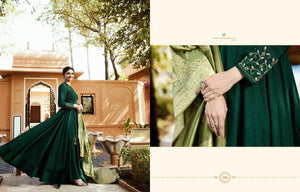Tumbaa Prime Time Georgette Party Wear Salwar Suit Catalogue