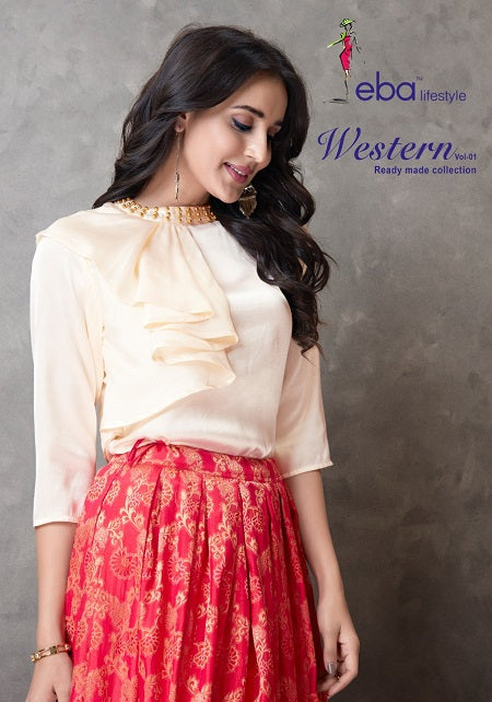 Western Vol. 1 - Textile And Handicraft