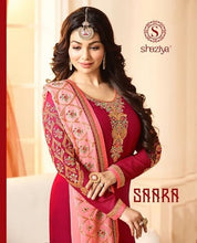 Saara - Shaziya  catalogue