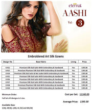 Eternal - Aashi Vol. 3  catalogue