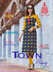 Town Beauty Vol. 6 - Textile And Handicraft