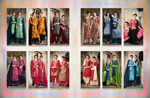 Kessi- Patiala House Vol. 5 - Textile And Handicraft
