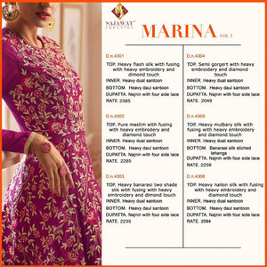 Marina Vol. 3 - Textile And Handicraft