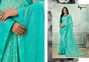 LT- Chiffon Sarees - Textile And Handicraft