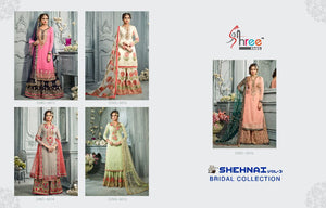 Shehnai Bridal Vol. 3