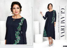 Load image into Gallery viewer, Designer Kurtis Wholesale Catalogue Flory Vol. 2 - Textile And Handicraft