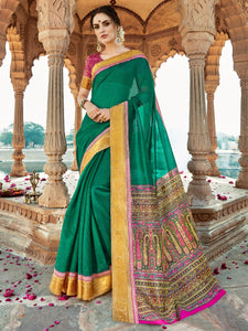 Kanjivaram Silk - Textile And Handicraft
