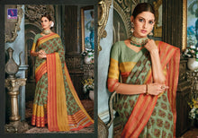 Load image into Gallery viewer, Cotton Sarees Wholesale - Pure cotton prints with base kota fabric and weaving