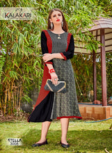 Designer Kurtis Wholesale Catalogue Stella Vol. 3  catalogue