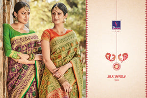 Silk Sarees Wholesale - Fine-Weaving Heritage Collection of Silk Saree Catalogue