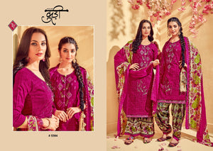 Punjabi Kudi -Tanishk - Textile And Handicraft