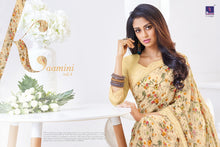 Kaamini Vol. 4 Wholesale Georgette Sarees Cataog  catalogue