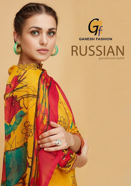 Russian - Textile And Handicraft