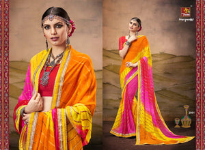 Priya Paridhi - Lehariya - Textile And Handicraft