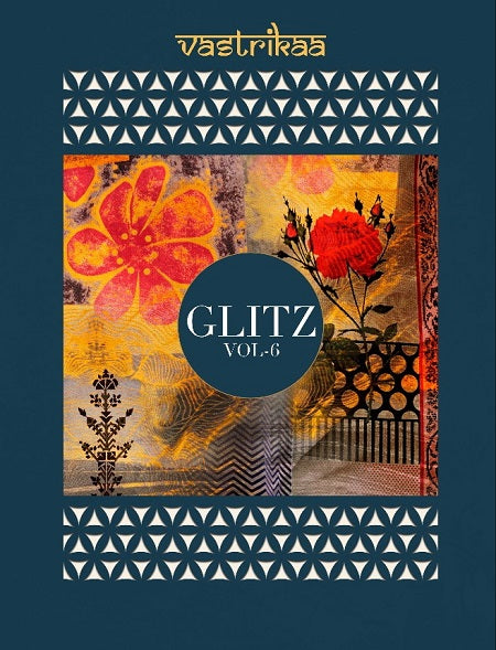 Vastrikaa Glitz 6 - Textile And Handicraft