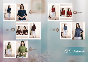 EPSILON VOL-2, WESTERN-WEAR TOP - Textile And Handicraft