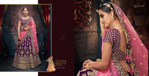 REET-5157,DESIGNER LEHENGA - Textile And Handicraft