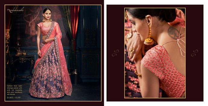 REET-5159, DESIGNER LEHENGA - Textile And Handicraft