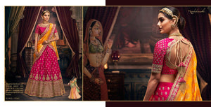 REET-5161, DESIGNER LEHENGA - Textile And Handicraft