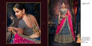 REET-5163, DESIGNER LEHENGA - Textile And Handicraft
