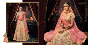 REET-5152, DESIGNER LEHENGA - Textile And Handicraft