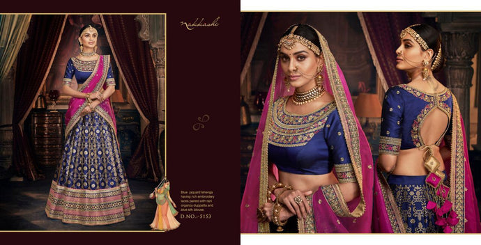 REET-5153, DESIGNER LEHENGA - Textile And Handicraft