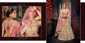 REET-5156, DESIGNER LEHENGA - Textile And Handicraft