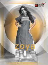 Zoya  catalogue