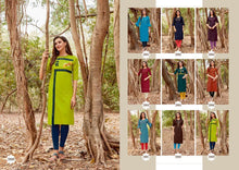 ZENIA KURTIS ( SET OF 9)  catalogue