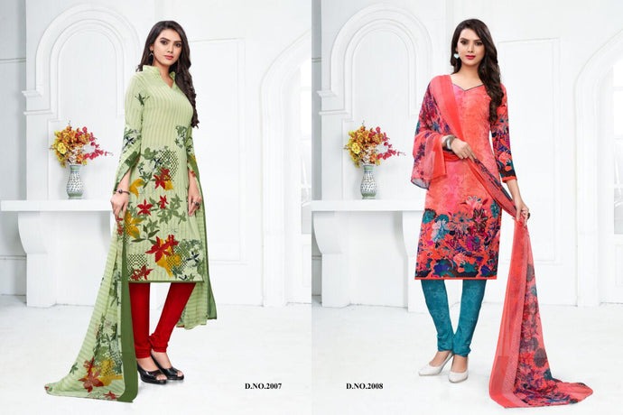 SIMAYA PRO VOL-7 DESIGNER KURTI SUIT ( SET OF 12)