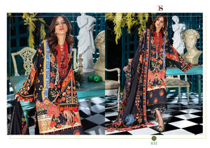 ELAN – COTTON SUIT/Splendid Quality /Digitally Printed Fabric /Quilted Fabric /best quality results( SET OF 7)