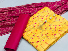 MOURIYA- COTTON DRESS MATERIAL ( SET OF 4) Cotton Salwar Kameez catalogue