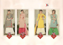 Deepsy Vidai Punjabi Dress Materials Catalogue catalogue