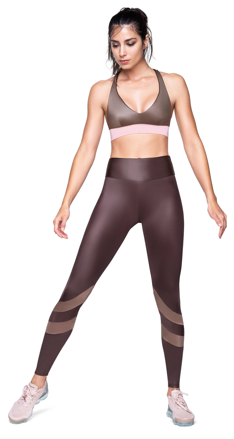 Beat A Bee Beat Two Tone Legging