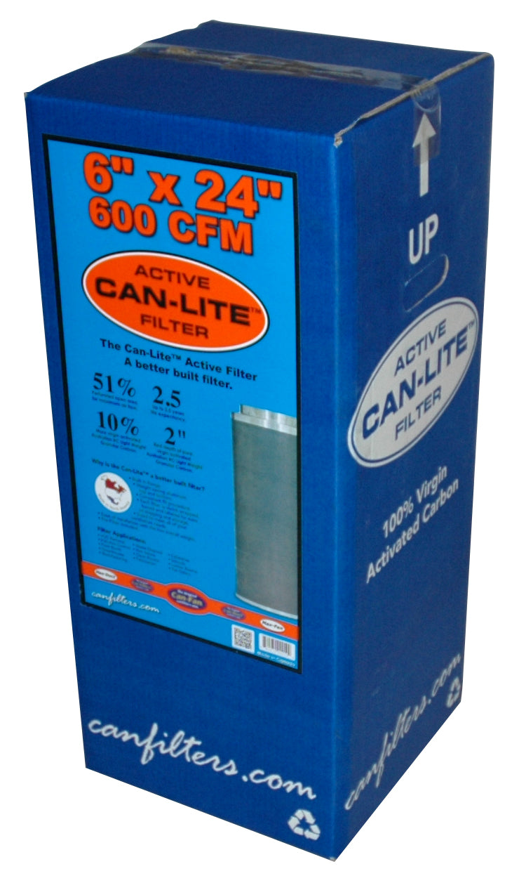Can-Lite Filter 6""