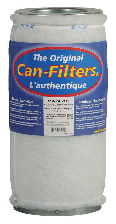 Can Filter 66 Without Flange