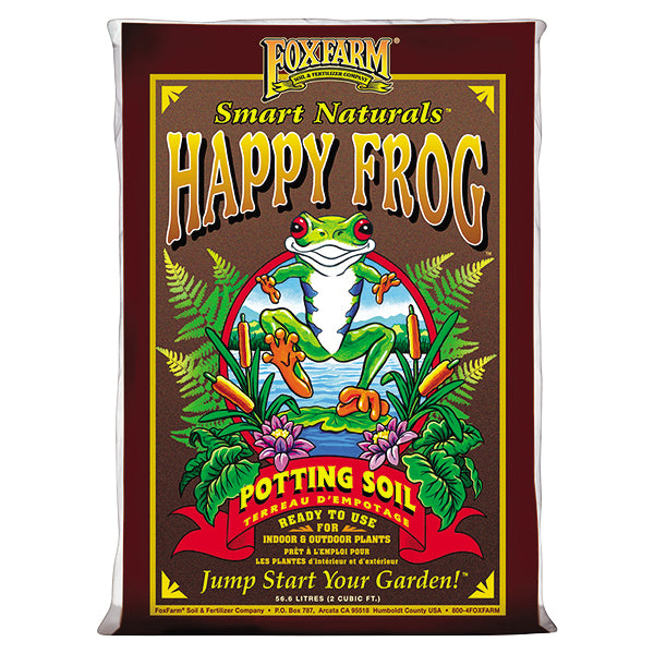 FoxFarm Happy Frog Soil