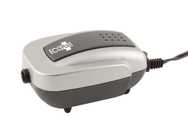 EcoPlus Supreme Air Pump 1 Outlet 140 L/H - 3 Watt 29 GPH