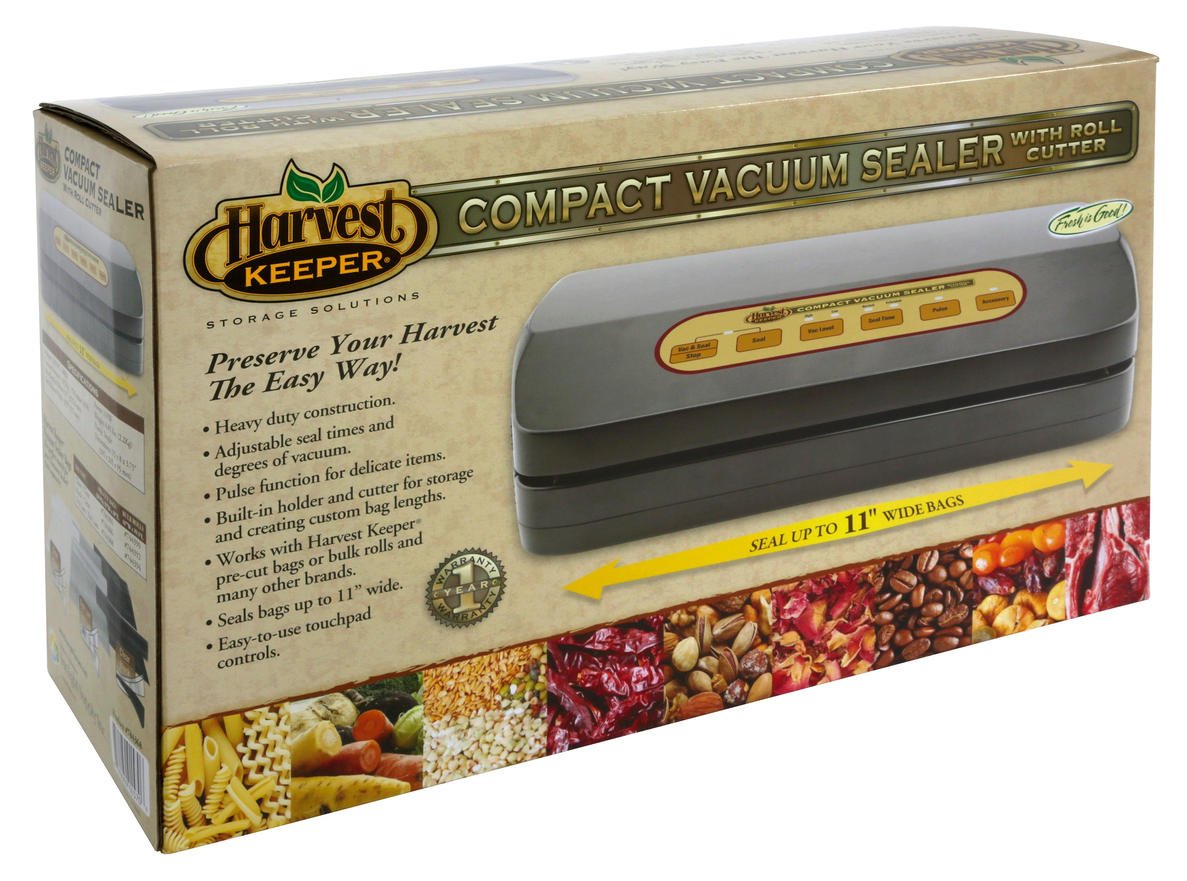 Harvest Kepper Vacuum Sealer